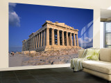 Parthenon, Acropolis, Athens, Greece Wall Mural – Large by Jon Arnold