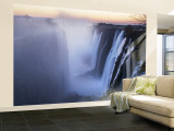 Victoria Falls, Zimbabwe Wall Mural  Large by Paul Joynson-hicks