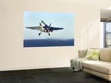 F/A-18C Hornet Wall Mural