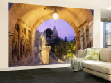 Buda, Fishermen's Bastion, Budapest, Hungary Wall Mural – Large by Steve Vidler