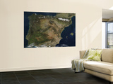 The Iberian Peninsula Wall Mural
