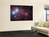 NGC 2264, the Cone Nebula Region Wall Mural