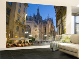 Duomo, Milan, Lombardy, Italy Wall Mural – Large by Demetrio Carrasco
