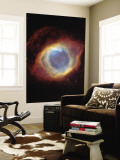 The Helix Nebula Wall Mural
