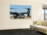 CV-22 Osprey Prepares for Take-Off Wall Mural