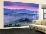Val d'Orcia, Tuscany, Italy Wall Mural – Large by Doug Pearson