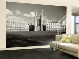 Kings College and Chapel, Cambridge, England Wall Mural – Large by Alan Copson