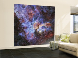 Carina Nebula, NGC 3372 Wall Mural  Large