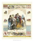 Equestrian Display III Giclee Print by Charles Etienne Pierre Motte