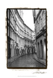 The Streets of Prague I Prints by Laura Denardo