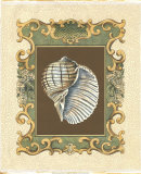 Mermaid's Shells I Prints by Chariklia Zarris