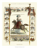 Equestrian Display IV Prints by Charles Etienne Pierre Motte