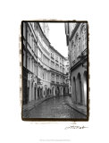 The Streets of Prague I Premium Giclee Print by Laura Denardo
