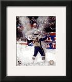 Tedy Bruschi - Snow Game 12/7/03 Print