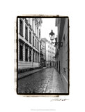 The Streets of Prague III Premium Giclee Print by Laura Denardo