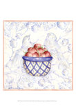 Toile and Berries I Posters by Nancy Shumaker Pallan