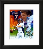 John Elway - Legends of the Game Composite (Limited Edition) Prints