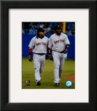 Manny Ramirez And David Ortiz Prints