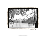 Peaceful River Premium Giclee Print by Laura Denardo