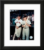 Ted Williams / Mickey Mantle Posters