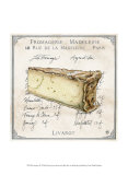 Fromages IV Affiches par Ginny Joyner