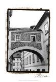 Splendors of Prague III Print by Laura Denardo