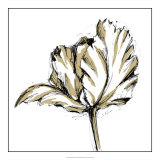 Tulip Sketch III Giclee Print by Ethan Harper