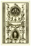 Ivory Screen II Giclee Print