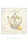 French Pottery IV Prints by Nancy Shumaker Pallan