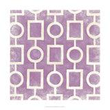 Modern Symmetry IV Giclee Print by Chariklia Zarris