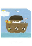 Noah's Ark II Posters by Erica J. Vess