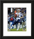 Tom Brady - Super Bowl XXXIX - passing in first quarter Art