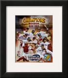 Boston Red Sox 2004 World Series Champions Composite Prints