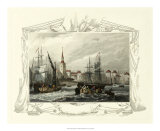 Seaside Vignette II Giclee Print by William Tombleson