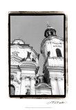 Splendors of Prague IV Prints by Laura Denardo