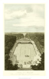 Garden at Versailles II Posters