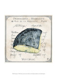 Fromages I Posters par Ginny Joyner