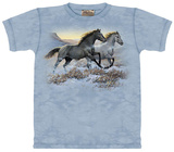 Running Free T-shirts