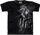 Silver Dragon Skjorter