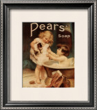 Pears Soap Prints