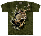 Breakthrough Deer Shirts