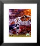 Tom Brady SB XXXVI MVP Portrait Plus Posters