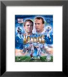 Eli And Peyton Manning Prints