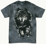 Breakthrough Wolf T-Shirts