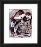 Jackie Robinson Legends Composite Prints