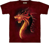 Red Dragon T-shirts