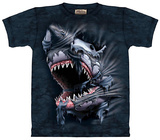 Breakthrough Shark Camiseta