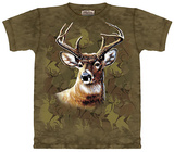 Camouflage Deer T-shirts