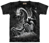 Black Dragon Tshirt