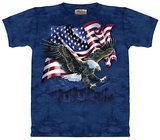 Eagle Talon Flag Tshirts